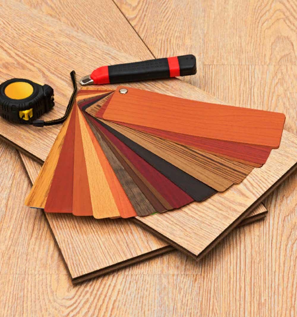 Ahşap Koruyucu Renk Kartelası